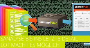 Channelpilot Marktpreisanalyse