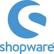 shopware logo blue