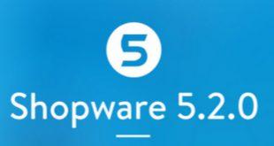 Shopware 5.2