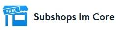 shopware 5.2 Subshops