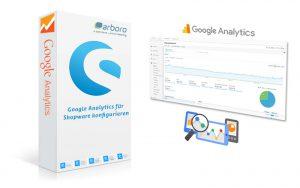 google analytics für shopware konfigurieren