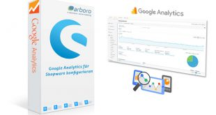 google analytics für shopware konfigurieren