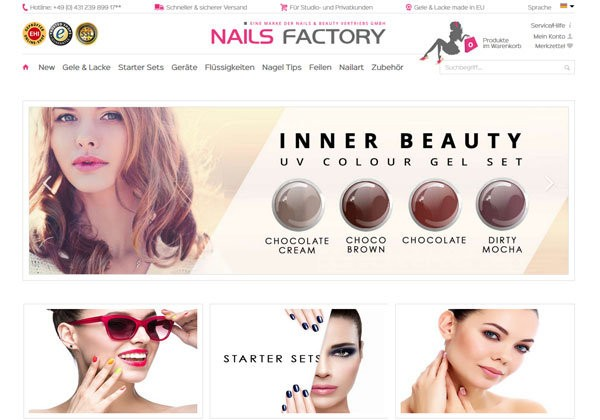 Nails Factory Shop