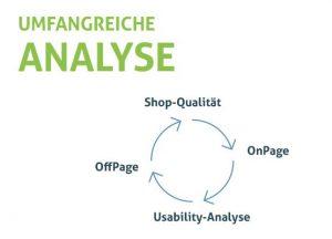 Shopware SEO-Analyse