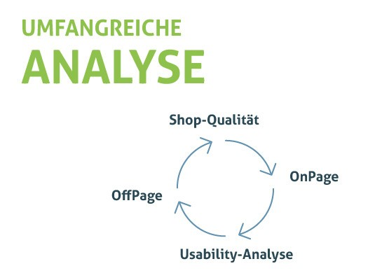 Shopware SEO-Analyse