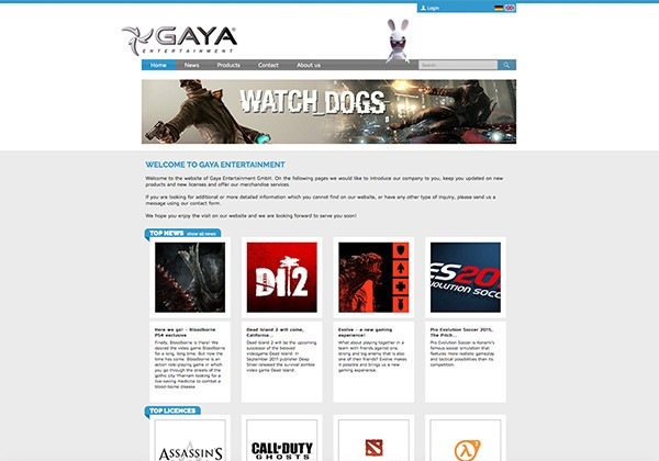 gaya entertainment