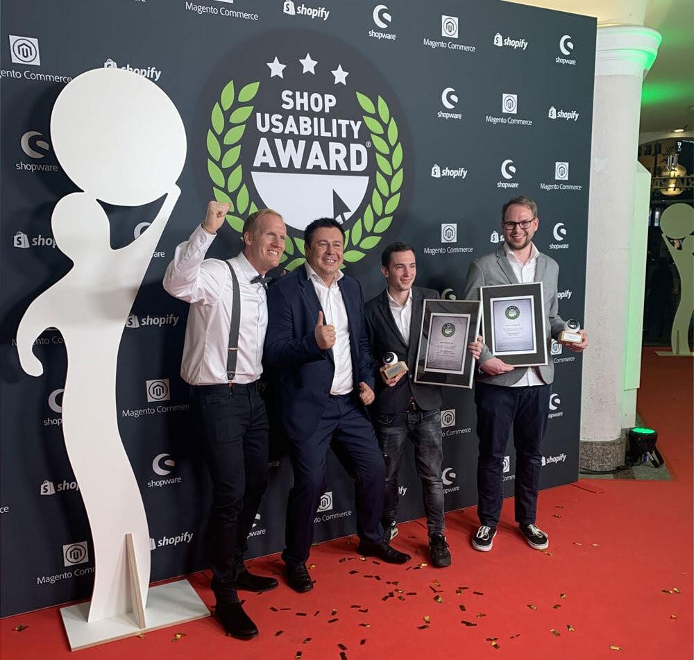 Shop Usability Awards 2019